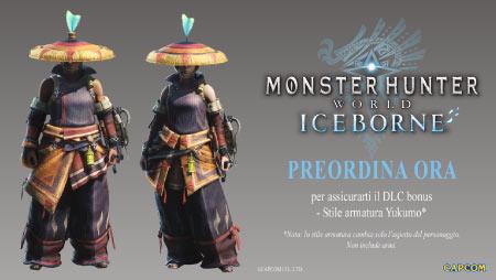 Monster Hunter World: Iceborne - Master Edition (Day One Edition