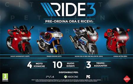 ride 3 gamestop italia
