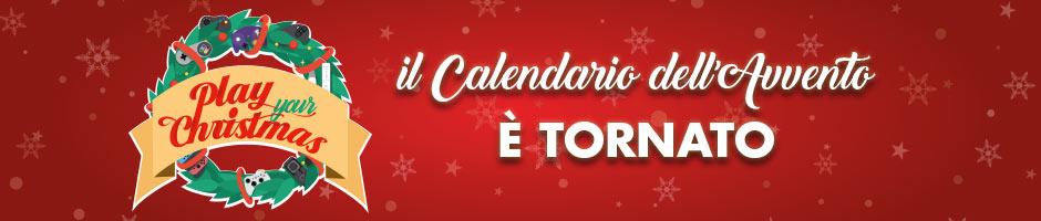 Calendario Dellavvento Gamestop.Calendario Dell Avvento Gamestop Italia