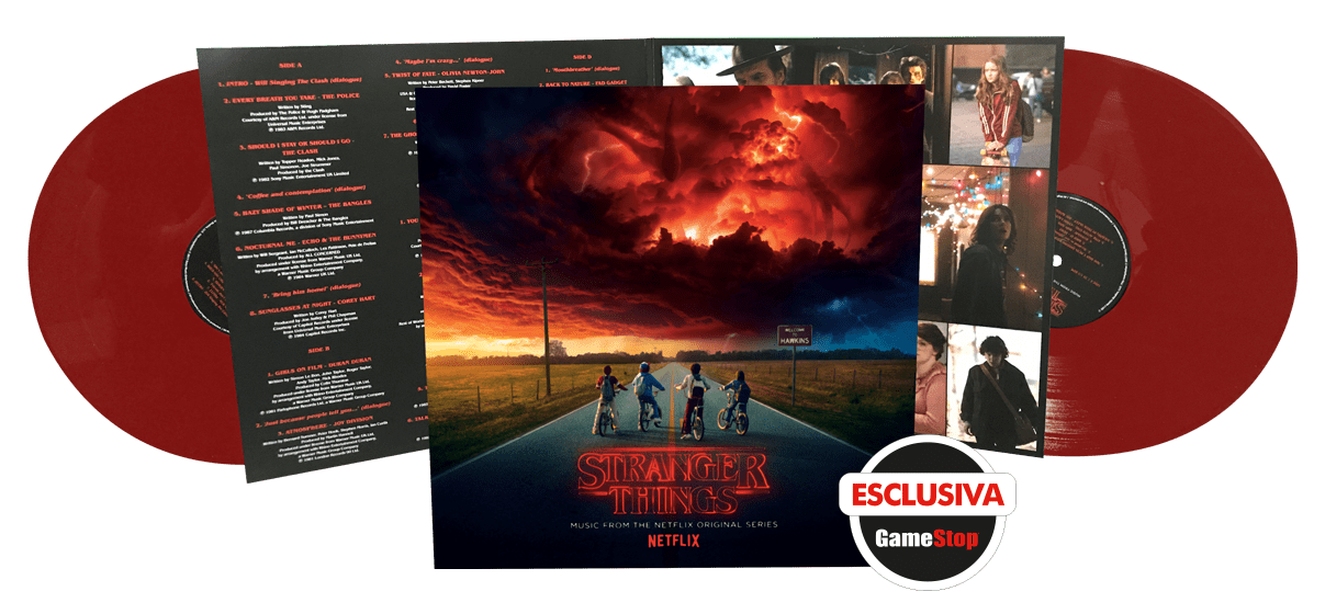 Colonna Sonora Stranger Things
